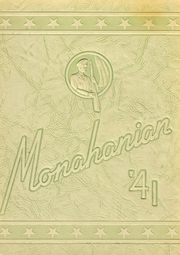 1941 Edition, Monahans High School - Lobo Yearbook (Monahans, TX)