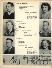 Page 22, 1946 Edition, Monahans High School - Lobo Yearbook (Monahans, TX) online yearbook collection