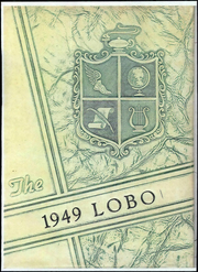 Monahans High School - Lobo Yearbook (Monahans, TX) online yearbook collection, 1949 Edition, Page 1
