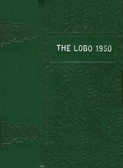 Monahans High School - Lobo Yearbook (Monahans, TX) online yearbook collection, 1950 Edition, Page 1