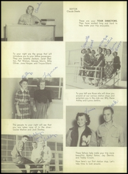 Page 10, 1951 Edition, Monahans High School - Lobo Yearbook (Monahans, TX) online yearbook collection