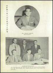 Page 10, 1958 Edition, Monahans High School - Lobo Yearbook (Monahans, TX) online yearbook collection