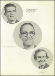 Page 11, 1958 Edition, Monahans High School - Lobo Yearbook (Monahans, TX) online yearbook collection