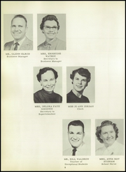 Page 12, 1958 Edition, Monahans High School - Lobo Yearbook (Monahans, TX) online yearbook collection