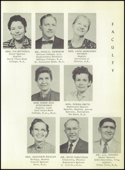 Page 13, 1958 Edition, Monahans High School - Lobo Yearbook (Monahans, TX) online yearbook collection