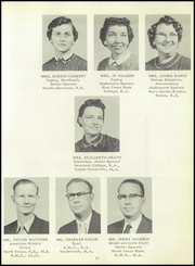 Page 15, 1958 Edition, Monahans High School - Lobo Yearbook (Monahans, TX) online yearbook collection