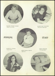 Page 7, 1958 Edition, Monahans High School - Lobo Yearbook (Monahans, TX) online yearbook collection