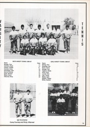 Page 83, 1987 Edition, Monahans High School - Lobo Yearbook (Monahans, TX) online yearbook collection