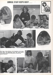 Page 89, 1987 Edition, Monahans High School - Lobo Yearbook (Monahans, TX) online yearbook collection