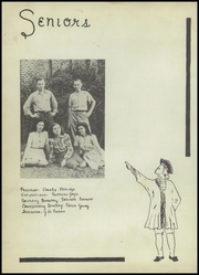 Page 14, 1946 Edition, Mercedes High School - Bengal Yearbook (Mercedes, TX) online yearbook collection