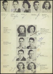 Page 16, 1946 Edition, Mercedes High School - Bengal Yearbook (Mercedes, TX) online yearbook collection
