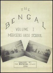 Page 5, 1946 Edition, Mercedes High School - Bengal Yearbook (Mercedes, TX) online yearbook collection