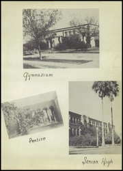 Page 7, 1946 Edition, Mercedes High School - Bengal Yearbook (Mercedes, TX) online yearbook collection