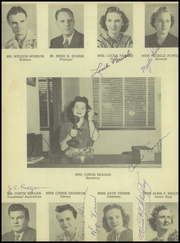 Page 12, 1947 Edition, Mercedes High School - Bengal Yearbook (Mercedes, TX) online yearbook collection
