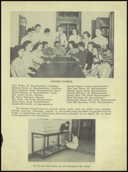 Page 13, 1947 Edition, Mercedes High School - Bengal Yearbook (Mercedes, TX) online yearbook collection