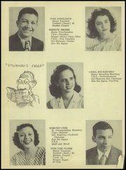 Page 16, 1947 Edition, Mercedes High School - Bengal Yearbook (Mercedes, TX) online yearbook collection