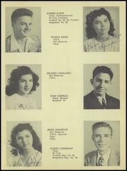 Page 17, 1947 Edition, Mercedes High School - Bengal Yearbook (Mercedes, TX) online yearbook collection