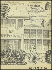 Page 3, 1947 Edition, Mercedes High School - Bengal Yearbook (Mercedes, TX) online yearbook collection