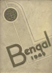 Page 1, 1949 Edition, Mercedes High School - Bengal Yearbook (Mercedes, TX) online yearbook collection