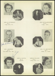 Page 13, 1949 Edition, Mercedes High School - Bengal Yearbook (Mercedes, TX) online yearbook collection
