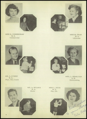 Page 14, 1949 Edition, Mercedes High School - Bengal Yearbook (Mercedes, TX) online yearbook collection