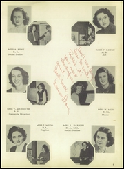 Page 15, 1949 Edition, Mercedes High School - Bengal Yearbook (Mercedes, TX) online yearbook collection