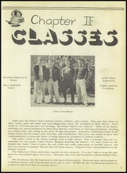 Page 17, 1949 Edition, Mercedes High School - Bengal Yearbook (Mercedes, TX) online yearbook collection