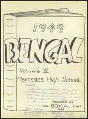Page 5, 1949 Edition, Mercedes High School - Bengal Yearbook (Mercedes, TX) online yearbook collection