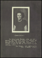 Page 7, 1949 Edition, Mercedes High School - Bengal Yearbook (Mercedes, TX) online yearbook collection
