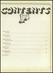 Page 9, 1949 Edition, Mercedes High School - Bengal Yearbook (Mercedes, TX) online yearbook collection