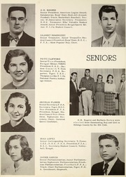Page 16, 1955 Edition, Mercedes High School - Bengal Yearbook (Mercedes, TX) online yearbook collection
