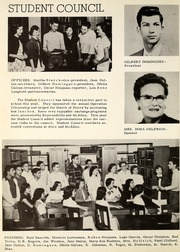 Page 8, 1955 Edition, Mercedes High School - Bengal Yearbook (Mercedes, TX) online yearbook collection