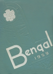 Page 1, 1959 Edition, Mercedes High School - Bengal Yearbook (Mercedes, TX) online yearbook collection