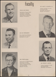 Page 16, 1959 Edition, Mercedes High School - Bengal Yearbook (Mercedes, TX) online yearbook collection