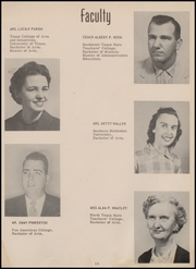Page 17, 1959 Edition, Mercedes High School - Bengal Yearbook (Mercedes, TX) online yearbook collection