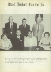 Page 12, 1960 Edition, Mercedes High School - Bengal Yearbook (Mercedes, TX) online yearbook collection