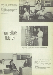 Page 15, 1960 Edition, Mercedes High School - Bengal Yearbook (Mercedes, TX) online yearbook collection
