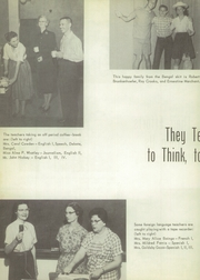 Page 16, 1960 Edition, Mercedes High School - Bengal Yearbook (Mercedes, TX) online yearbook collection
