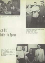 Page 17, 1960 Edition, Mercedes High School - Bengal Yearbook (Mercedes, TX) online yearbook collection