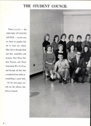 Page 10, 1960 Edition, Jacksonville High School - Indian Yearbook (Jacksonville, TX) online yearbook collection
