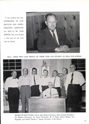 Page 15, 1960 Edition, Jacksonville High School - Indian Yearbook (Jacksonville, TX) online yearbook collection