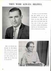 Page 16, 1960 Edition, Jacksonville High School - Indian Yearbook (Jacksonville, TX) online yearbook collection