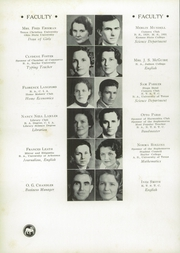 Page 20, 1936 Edition, Kilgore High School - Reflector Yearbook (Kilgore, TX) online yearbook collection