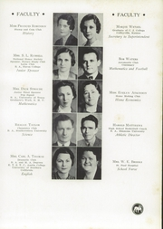 Page 21, 1936 Edition, Kilgore High School - Reflector Yearbook (Kilgore, TX) online yearbook collection