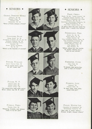 Page 29, 1936 Edition, Kilgore High School - Reflector Yearbook (Kilgore, TX) online yearbook collection