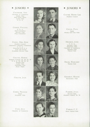 Page 40, 1936 Edition, Kilgore High School - Reflector Yearbook (Kilgore, TX) online yearbook collection