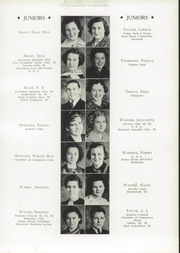 Page 45, 1936 Edition, Kilgore High School - Reflector Yearbook (Kilgore, TX) online yearbook collection