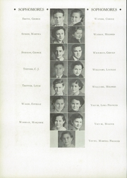 Page 50, 1936 Edition, Kilgore High School - Reflector Yearbook (Kilgore, TX) online yearbook collection