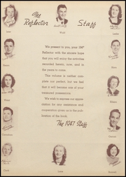 Page 8, 1947 Edition, Kilgore High School - Reflector Yearbook (Kilgore, TX) online yearbook collection