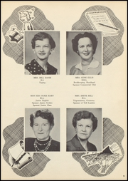 Page 13, 1955 Edition, Kilgore High School - Reflector Yearbook (Kilgore, TX) online yearbook collection